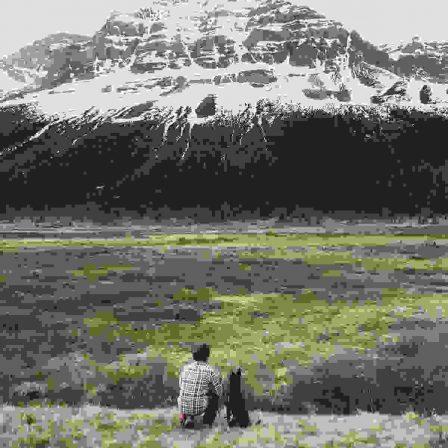Mountain watching