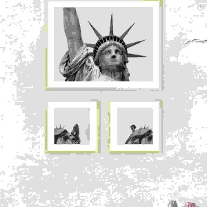 Liberties photo frame
